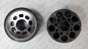 Блок поршней для экскаватор колесный DAEWOO-DOOSAN S140W-V (704212-PH, 115794)