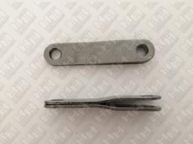 Рычаг шарнира распределительной плиты для колесный экскаватор HITACHI ZX180W (9724756)