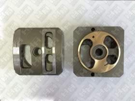 Распределительная плита для колесный экскаватор HITACHI ZX210W-3 (2052073, 2052067)