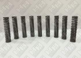 Комплект пружин (1 компл./9 шт.) для гусеничный экскаватор HITACHI ZX450-3 (0818511)