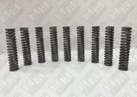 Комплект пружин (1 компл./9 шт.) для гусеничный экскаватор HITACHI ZX850-3 (0818511)