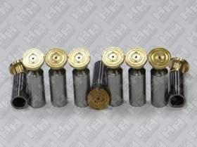 Комплект поршней (9шт.) для гусеничный экскаватор HYUNDAI R430LC-9 (XJBN-00681, XJBN-01385, XJBN-01382)