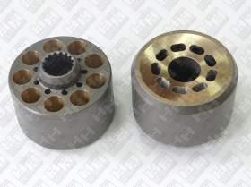 Блок поршней для гусеничный экскаватор HYUNDAI R4500LC-7 (XJBN-00680, XJBN-00666, XJBN-00665)