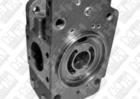 Центральная (распределительная) секция гидронасоса для колесный экскаватор JCB JS130W ()