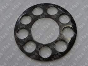 Прижимная пластина для гусеничный экскаватор KOMATSU PC400-7 (708-2H-33343, 708-2H-33342)