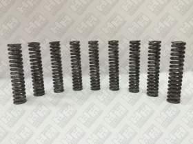 Комплект пружинок (9шт.) для гусеничный экскаватор VOLVO EC380D (SA7223-00180)